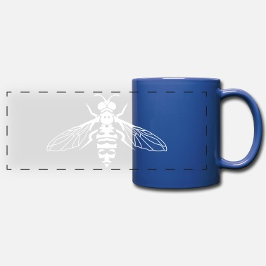 Fly Fly Insects - Full Color Panoramic Mug