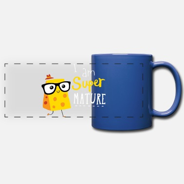 Mature Super Mature - Full Color Panoramic Mug