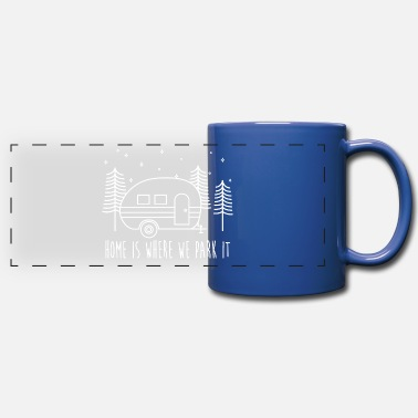 Caravan Caravan - Full Color Panoramic Mug