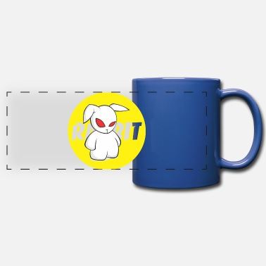 Trial Trial Rabbit - Full Color Panoramic Mug