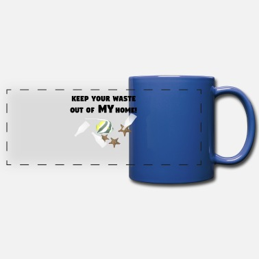 Protection Of The Environment Environment protection - Full Color Panoramic Mug
