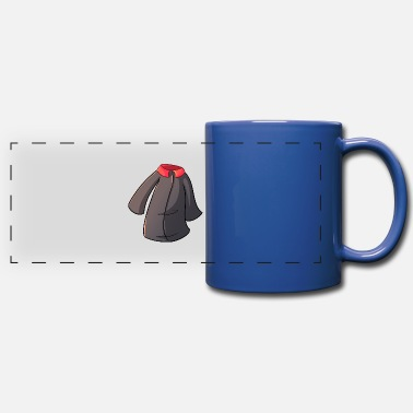 Gown Graduation Gown - Full Color Panoramic Mug