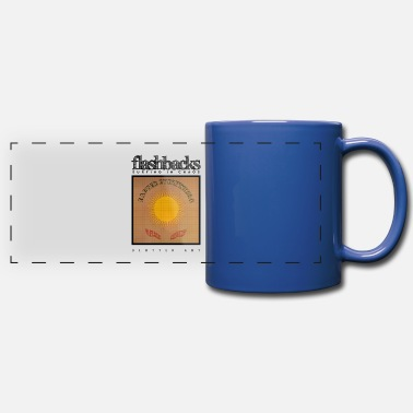 The Elevators - Full Color Panoramic Mug