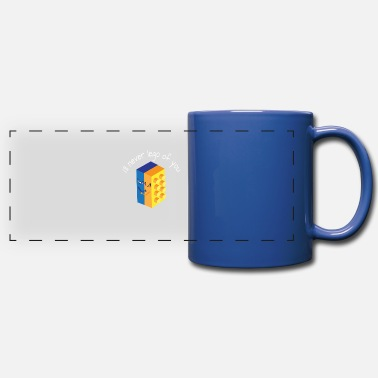 School Pun Cute Funny Pun Joke - Full Color Panoramic Mug