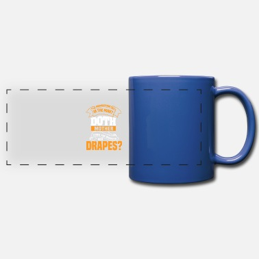 In the park - Full Color Panoramic Mug