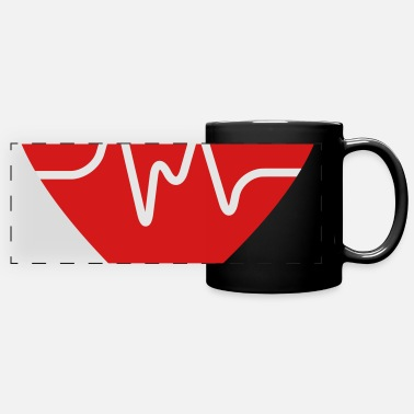 Ontario Heart Ontario - Full Color Panoramic Mug