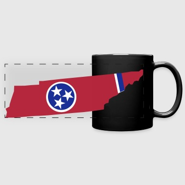 Tennessee - Full Color Panoramic Mug