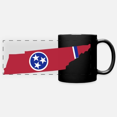 Tennessee Tennessee - Full Color Panoramic Mug