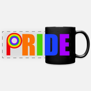 Gay Pride Gay Pride - Full Color Panoramic Mug