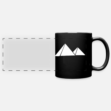 Pyramid Pyramids - Full Color Panoramic Mug