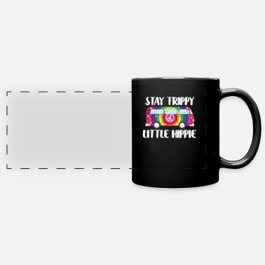 Hippies Hippie - Full Color Panoramic Mug