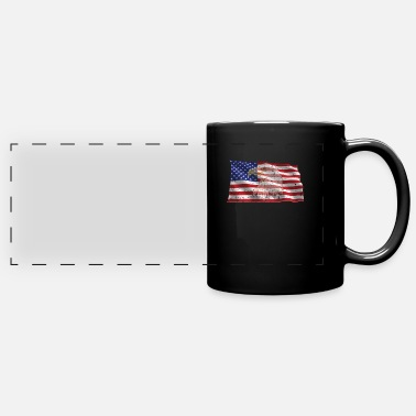 United States United States - Full Color Panoramic Mug