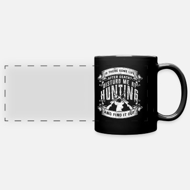 Deer Hunting To Hunt - Full Color Panoramic Mug