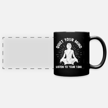 Ashtanga Yoga - Full Color Panoramic Mug