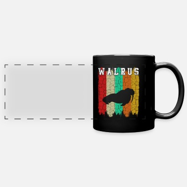 Walrus Walrus - Full Color Panoramic Mug