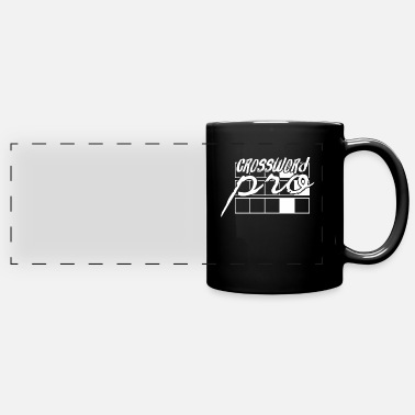 Crossword Crossword Crossword Crossword Crossword - Full Color Panoramic Mug