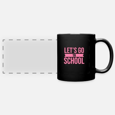 Grade First Grade First Grade First Grade First Grade - Full Color Panoramic Mug