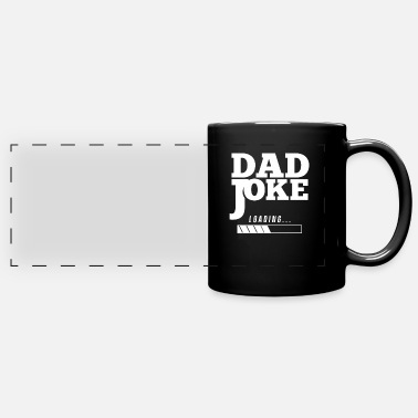 Dad Jokes Dad Joke - Full Color Panoramic Mug