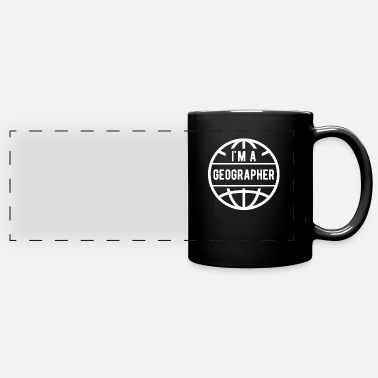 Geography Geography - Full Color Panoramic Mug