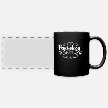 Psychology Major - Full Color Panoramic Mug