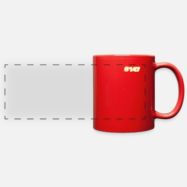 Number #147 - Full Color Panoramic Mug