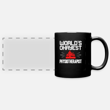 Physical physical therapist - Full Color Panoramic Mug