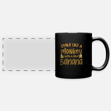Ape Monkeys - Full Color Panoramic Mug