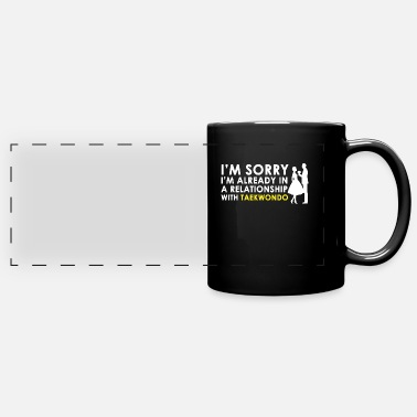 Taekwondo Taekwondo - Full Color Panoramic Mug