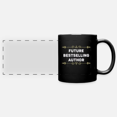 Best Selling Future Best selling Author - Full Color Panoramic Mug