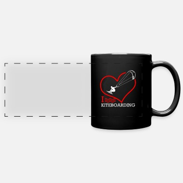Kiteboard Kiteboard - Full Color Panoramic Mug