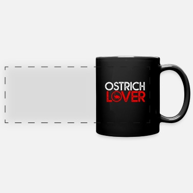 Ostrich Ostrich - Full Color Panoramic Mug