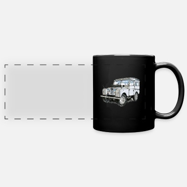 Vehicle vehicle - Full Color Panoramic Mug