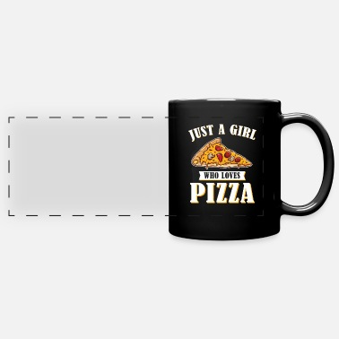 Food Pizza - Full Color Panoramic Mug