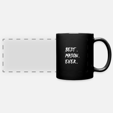 Best Mason Ever Best Manson Ever 2 - Full Color Panoramic Mug