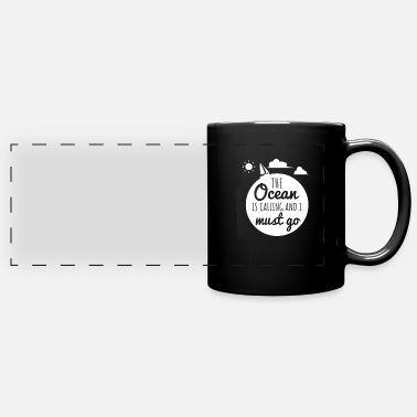 Captain Captain - Full Color Panoramic Mug