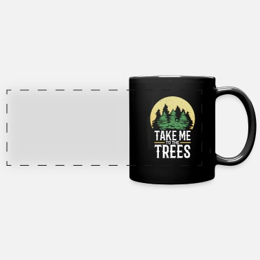 Forest Forest - Full Color Panoramic Mug