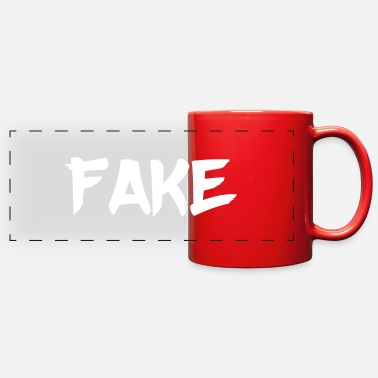 Fake Fake - Full Color Panoramic Mug