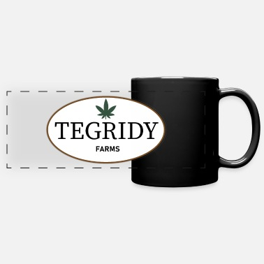 Lampin 22nd Century Movies & TV Tegridy Farms Farming - Full Color Panoramic Mug