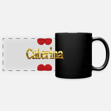 Caterina Caterina - Full Color Panoramic Mug