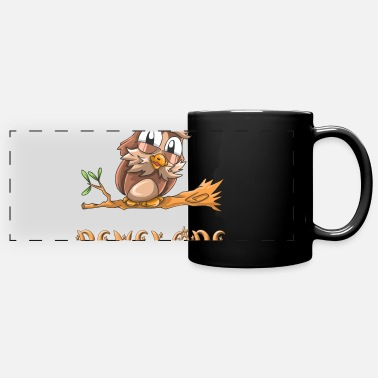 Penelope Penelope Owl - Full Color Panoramic Mug