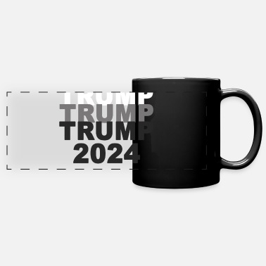 Elect Trump trump trump - Full Color Panoramic Mug
