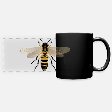 Wasp Wasp - Full Color Panoramic Mug