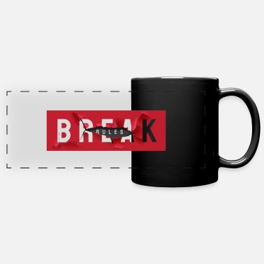 Trendy Trendy - Full Color Panoramic Mug