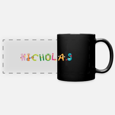 Nicholas Nicholas - Full Color Panoramic Mug