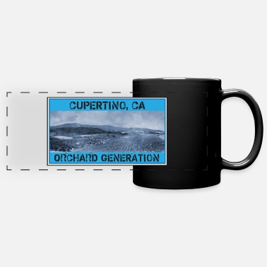 Orchard A Cupertino, CA Orchard Generation - Full Color Panoramic Mug