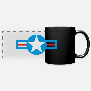 Airforce airforce - Full Color Panoramic Mug