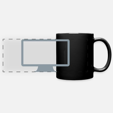 Monitoring Monitor - Full Color Panoramic Mug