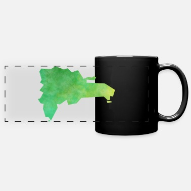 Dominican Republic Dominican Republic - Full Color Panoramic Mug