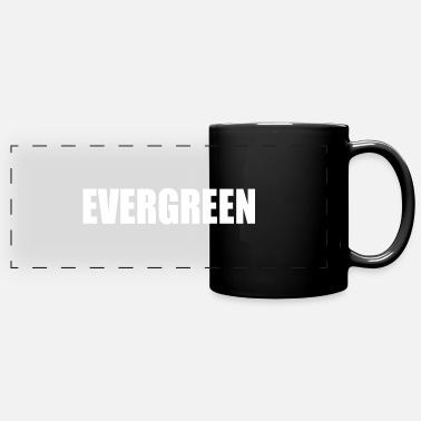 Fridays For Future EVERGREEN - Full Color Panoramic Mug