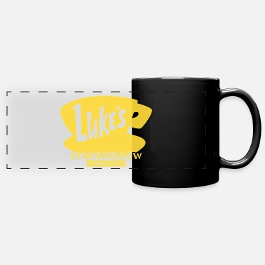 Hollow stars hollow - Full Color Panoramic Mug